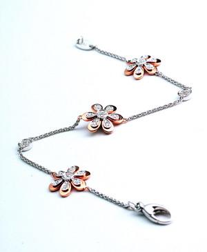 enzo钻石项链高清图片