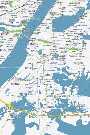 武昌区地图高清版