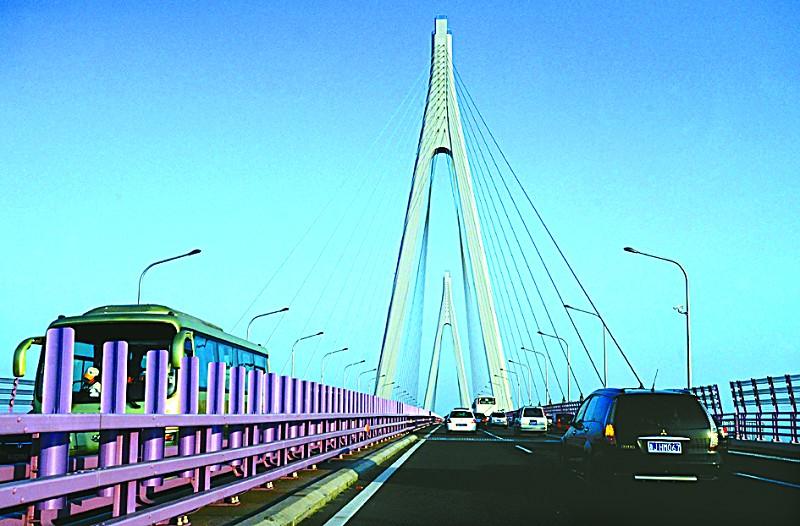 终点站:杭州湾跨海大桥