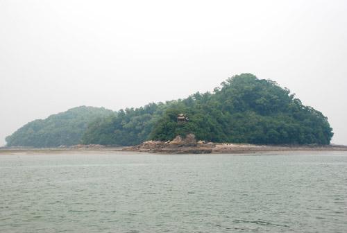 """""""海洋环境保护行""""之四:宁波要把象山港打造成旅游"""