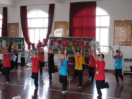 广济中心小学童话教学欢乐的盛会图片