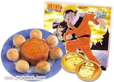 中秋月饼的可爱造型(组图)