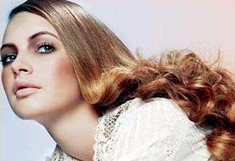 谎言屋内十大美丽谎言(发型)-组图,烫发剂,头发瓜子脸适合长发型的图片