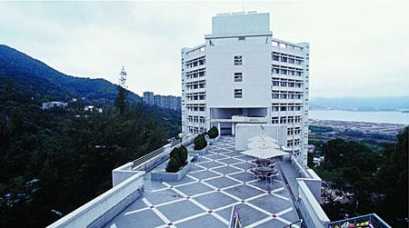 组图:带你逛遍香港中文大学魅力校园