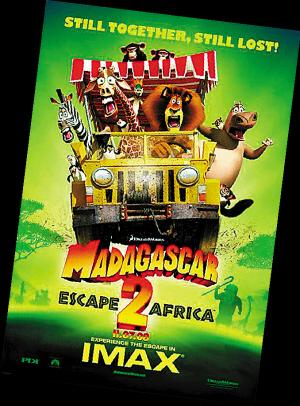 马达加斯加2 逃往非洲