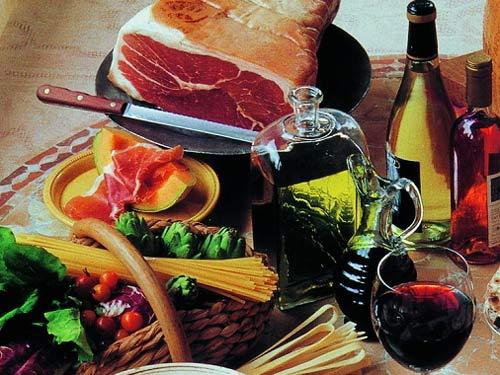 意大利佳肴与盛宴组图(节目)-意大利,意大利美美食美酒阐述导演图片