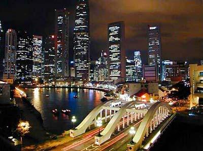 新加坡夜间神秘野生动物园