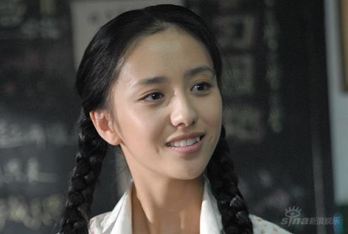 电视剧《空巷子》热播佟丽娅角色很讨巧(图)-