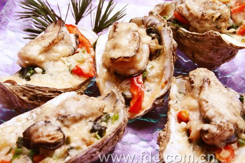 西店牡蛎(图)