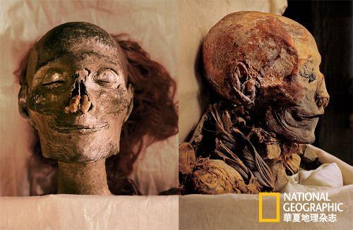 古埃及历史上最引人入胜的时期由此拉开帷幕.-埃及传奇女法老的前图片