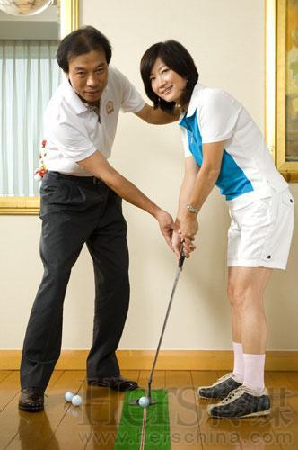 唐骏和妻子孙春兰谈幸福婚姻的秘诀【图】-唐