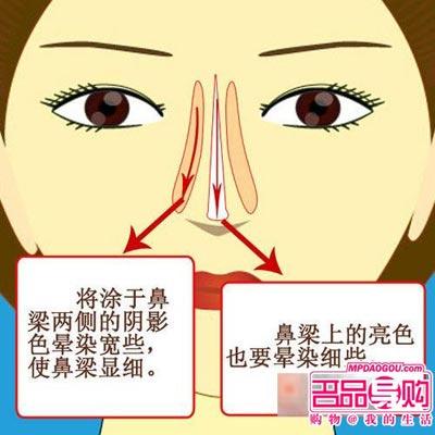 高颧骨菱形脸化妆(菱形)-化妆,颧骨,高组图女生图片杠图片