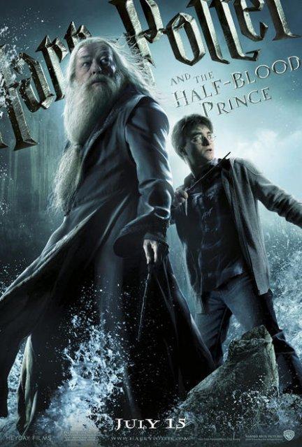 《哈利波特与混血王子》海报
