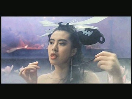 《倩女幽魂》——无人可及聂小倩-最难忘的20位香港银幕美女 娱乐八卦