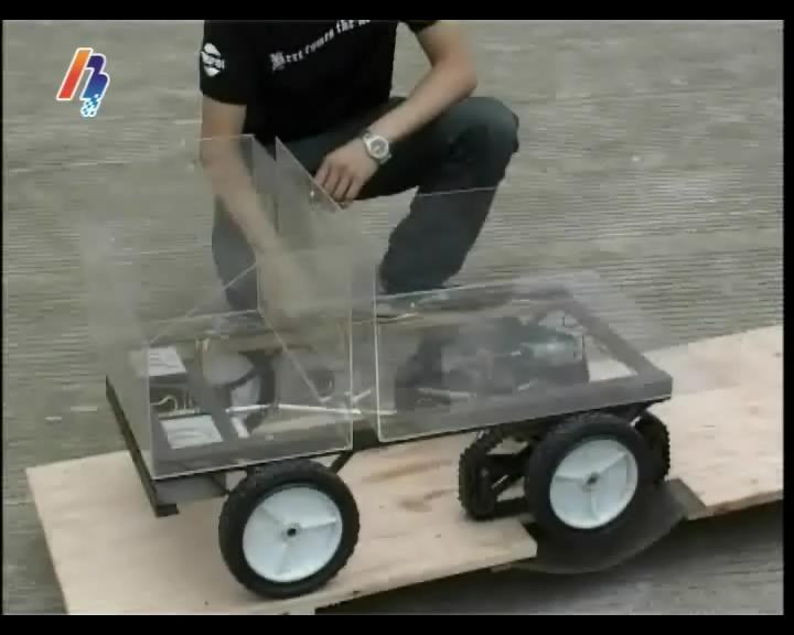 橡皮泥制作车子步骤图
