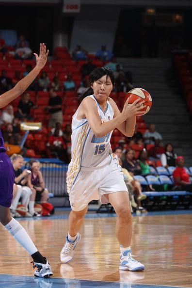天空正式宣布裁掉陈楠 无奈背部伤势终梦断WNBA