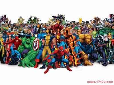 迪斯尼/超级英雄易主迪斯尼40亿美元收购Marvel/Marvel,迪斯...