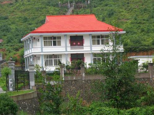 农村二层房顶设计图