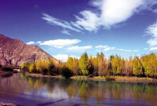 西藏潮桌面风景