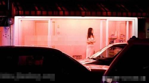 漫游韩国 误闯首尔最大红灯区-首尔,红灯区,漫