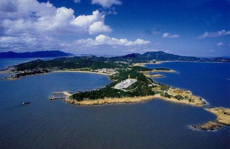2007年5月8日,舟山市普陀山风景名胜区,经国家旅游局正式批准,为国家5