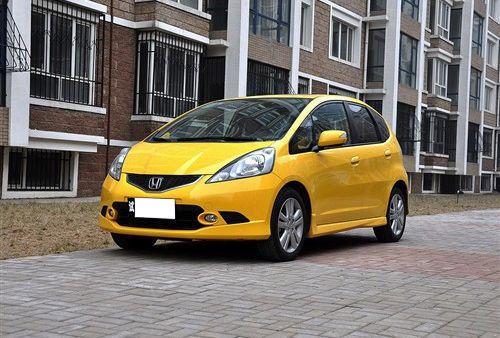 车型:广汽本田飞度1.3MT-市区行驶7L油 4款超省油A0级车养车成本对高清图片