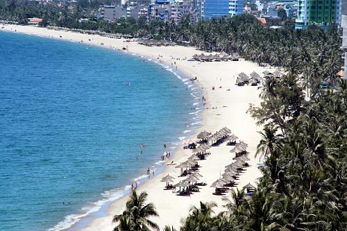 宁波附近的沙滩海岛