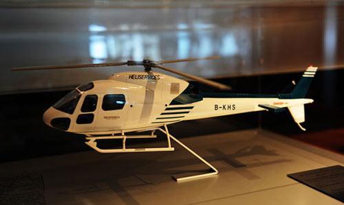 """还可以直接从机场""""飞""""过来,半岛是香港唯一拥有直升机停机坪的酒店."""