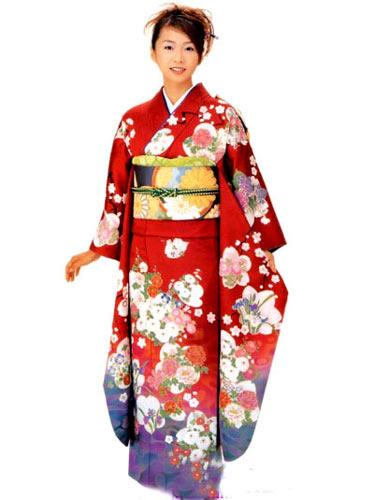 万般妩媚极度诱惑 日本美女和服里的秘密(组图