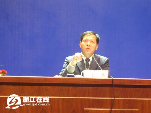 一季度浙江GDP同比增长15% 固定资产投资中