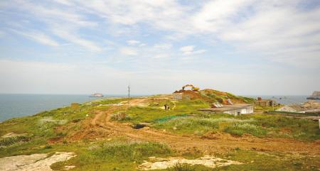石浦镇政府,象山县海洋与渔业局,石浦边防站联合组成了渔山列岛专项