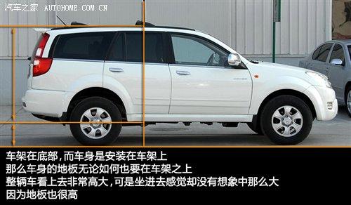 拒绝专业术语 简述两种汽车底盘结构 胜利社区 东营论坛 高清图片