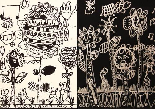 """水墨:蜗牛 纸屑粘贴:小动物; 蜗牛黑白画图片大全图片大全; """"画之韵—"""