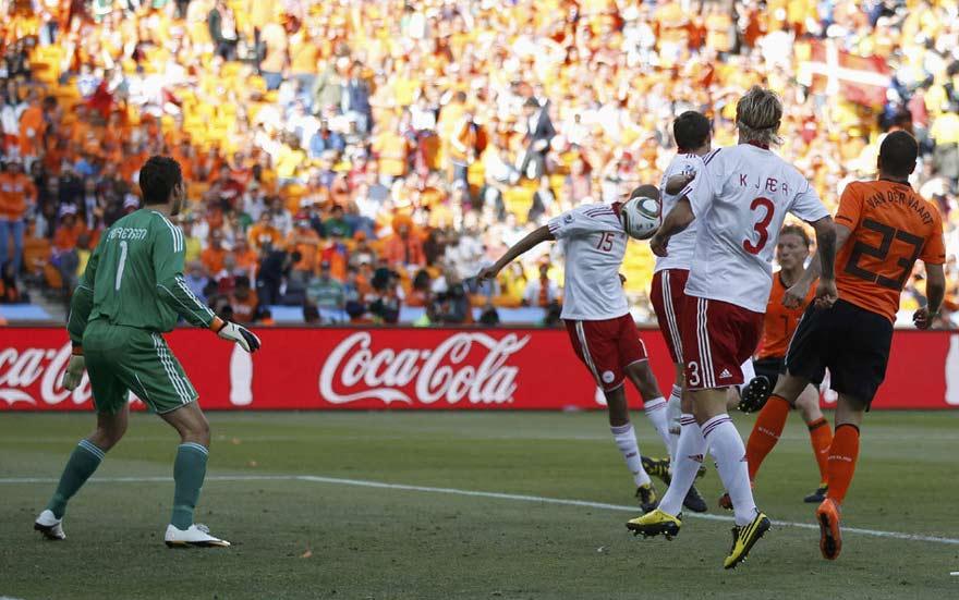 南非世界杯首粒乌龙球