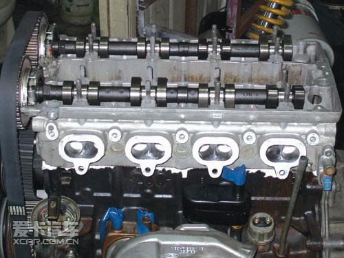 气门 可变/采用可变气门正时系统的发动机