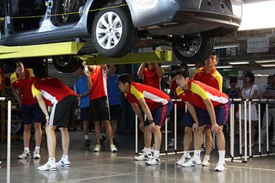 比赛的组织和推广提供了强有力的支持.近期,中国男子排球国