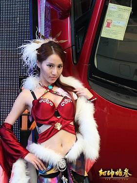 2010chinajoy最妖美女