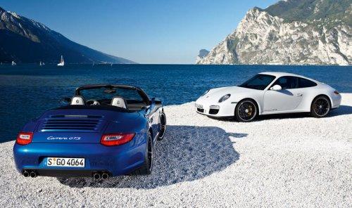 保时捷911卡雷拉s限量版发布 只卖30辆高清图片