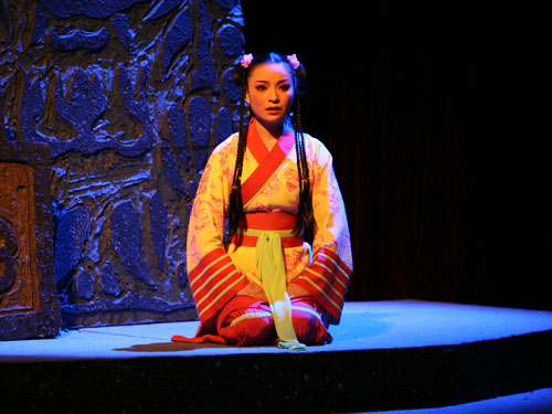 第二届中国越剧艺术节专题之《大漠骊歌》