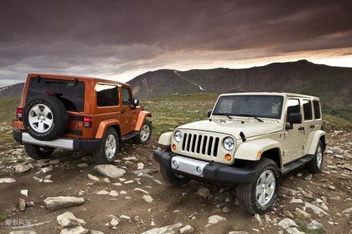 约合20万起 Jeep牧马人特别版11月上市