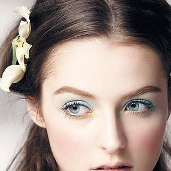 2o15上揚眉畫法_眉形图片大全介绍适合圆脸女生的眉形画法_圆