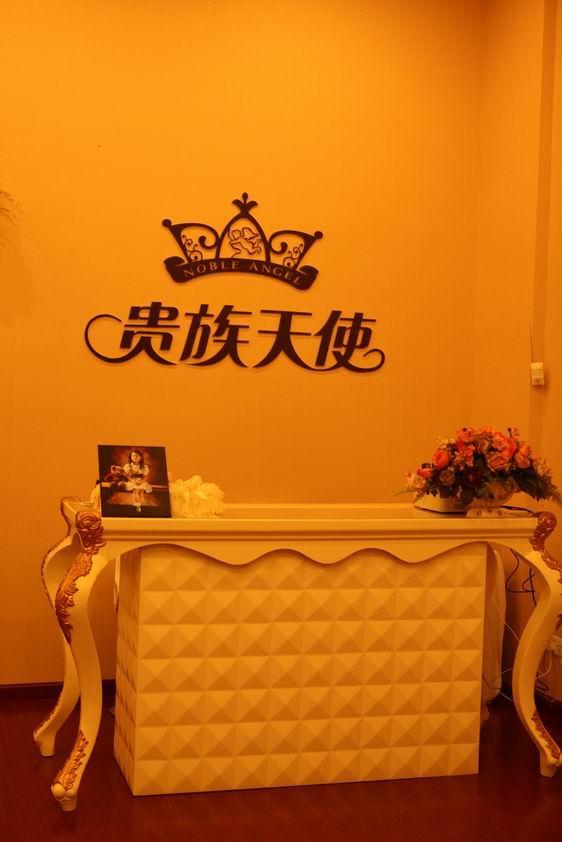 宁波贵族天使儿童摄影
