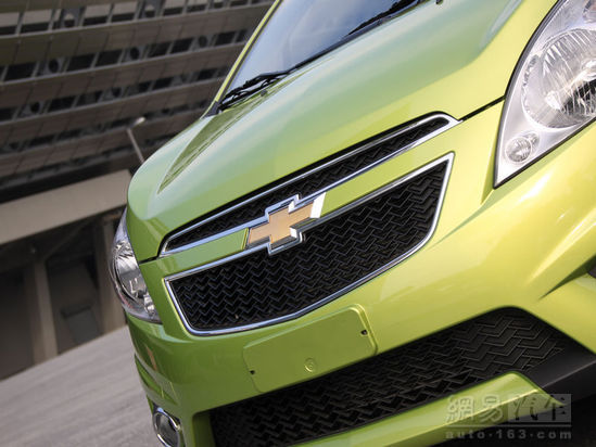 10万元的进口车 雪佛兰spark最详实拍高清图片