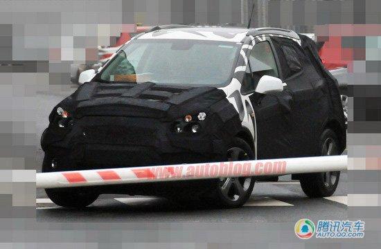 基于sonic 通用雪佛兰将推出全新cuv车型高清图片