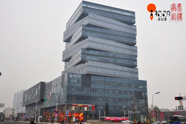 别具特色的建筑----联盛广场!--中国宁波网-i拍的