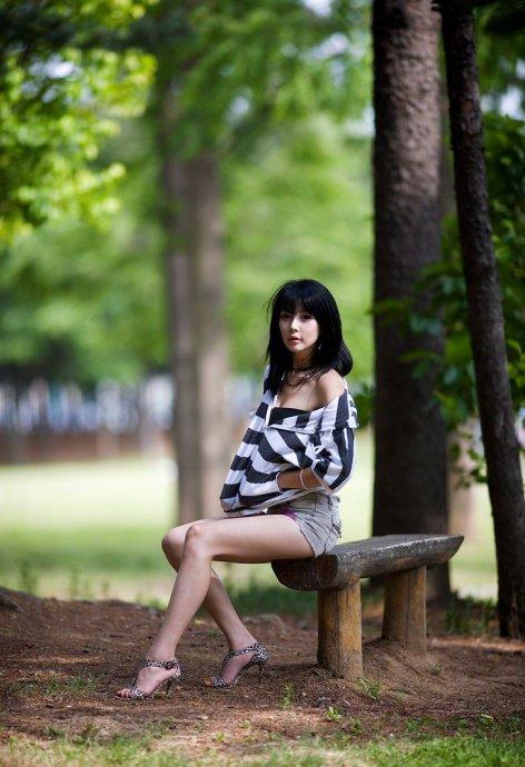 李智友户外写真