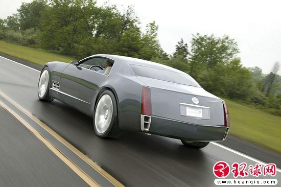 凯迪拉克将推旗舰车型 2014年上市高清图片