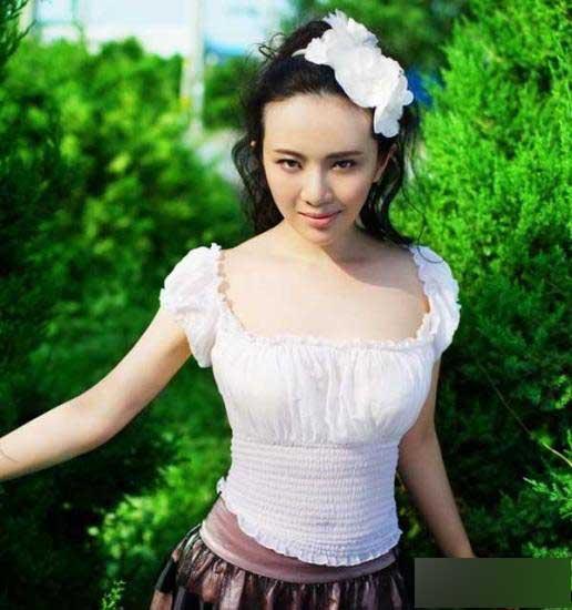 刘亦菲ps性感图