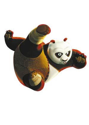 《功夫熊猫2》:3d效果没得挑 故事缺惊喜