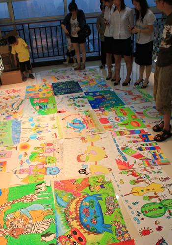 儿童创意绘画比赛